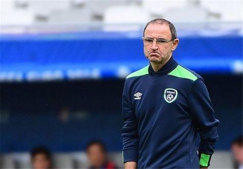 اونیل: باید شکستمان را بپذیریم، بلژیک تیم برتر میدان بود