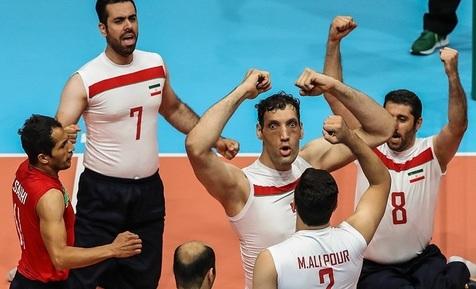 حضور ۳ بازیکن ایرانی در میان بهترینهای والیبال نشسته پارالمپیک