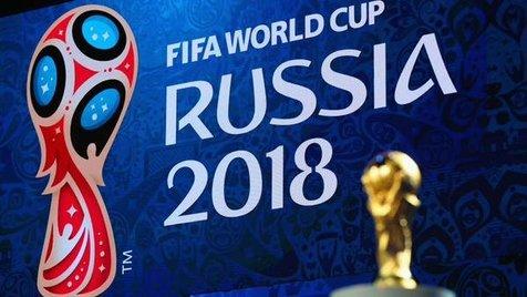 رقابت ۱۰۸ کشور برای حضور در جام جهانی روسیه