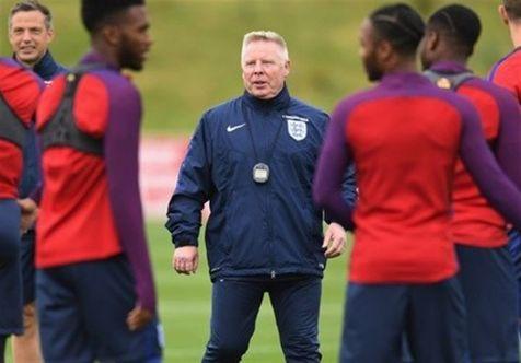 مربی تیم ملی انگلیس استعفا کرد