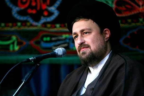 دیدار اعضای شورای مرکزی انجمن اسلامی دانشجویان دانشگاه تهران با سید حسن خمینی
