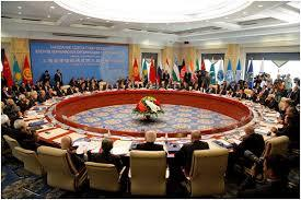 چین و شانگهای سد عضویت ایران در شانگهای