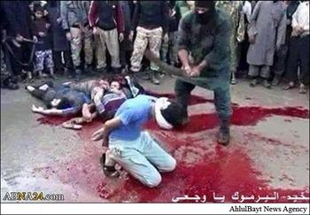 تکفیری های داعش در یرموک + تصاویر