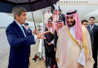 سفر بن سلمان به واشنگتن روابط آمریکا و عربستان را بهبود نمی بخشد