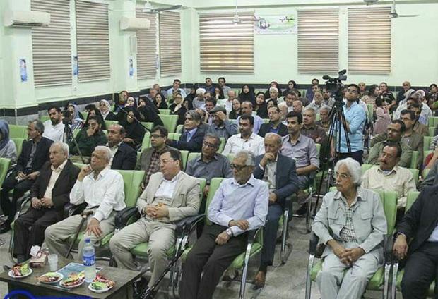 شب شعر محلی بوشهر برگزار شد