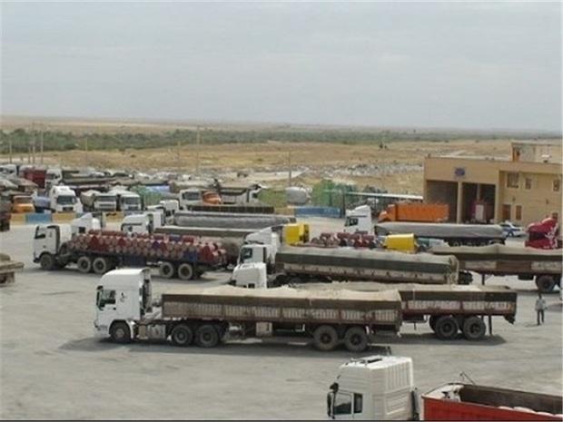 محدودیت صادرات از گمرک ماهیرود رفع شد