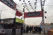همدلی موکب های ایرانی و عراقی هدف مهم پیاده روی اربعین است