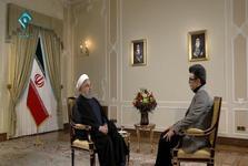 گفت و گوی زنده تلویزیونی رییس جمهور روحانی/ به عنوان رییس جمهور قول می دهم به مردم که این بودجه حذف نشود/به صراحت می گویم دولت هیچ گاه به دنبال افزایش نرخ ارز برای جبران کسری بودجه خود نیست