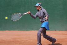 مسابقات آزاد تنیس بانوان  منطقه پنج در یزد آغاز شد