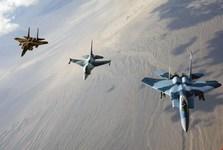 ضبط مدرن ترین سلاحهای ناتو در پایگاه داعش توسط ارتش سوریه/  کشتار غیرنظامیان سوری در دیرالزور توسط هواپیماهای آمریکایی/ فقط 5 درصد از اراضی سوریه در اشغال داعش است