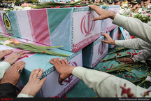 پیکر 30 شهید دفاع مقدس چهارشنبه وارد کشور میشود