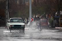 امدادرسانی گسترده نجاتگران هلال احمر آذربایجانشرقی همزمان با بارش شدید باران