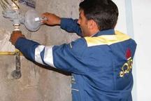 گاز مرکز شهر اهواز برای سومین روز متوالی سه شنبه قطع می شود