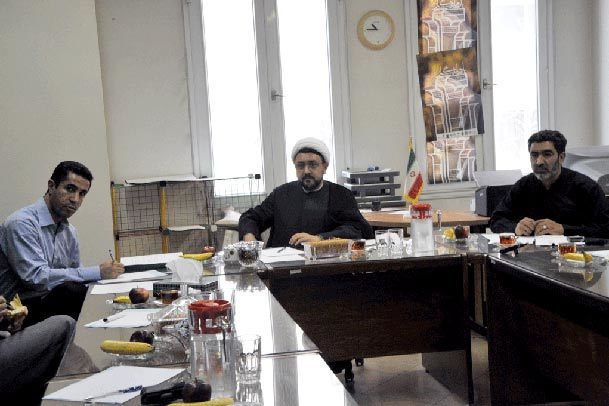 نخستین جلسه هم اندیشی و ارتقاء کیفی برگزاری جشنواره های فرهنگی و هنری