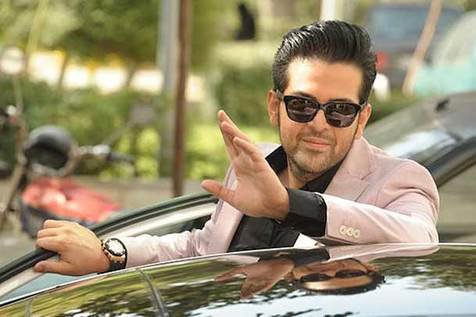 عماد طالب زاده: علاقه زیادی به بازیگری دارم