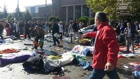 ایران انفجار تروریستی آنکارا را شدیدا محکوم می کند