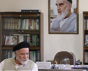 حجتالاسلام   و المسلمین موسوی درچهای درگذشت