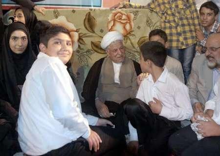 آیت الله هاشمی رفسنجانی: برای رهایی کودکان مظلوم غزه در شب های قدر دعا کنیم