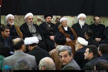 گزارش تصویری/ مراسم بزرگداشت آیت الله موسوی اردبیلی(ره) در تهران