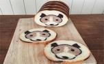 پختن نان با الهام از نقاشی! + تصاویر