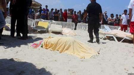 مرگ 15 انگلیسی در حمله تروریستی تونس