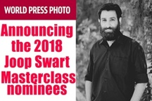 عکاس خوزستانی کاندیدای شرکت در مسترکلاس عکاسی مستند جهان