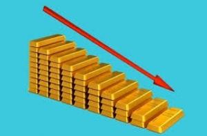 دلایل کاهش قیمت طلا