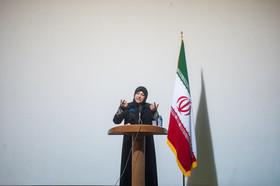 همسر ظریف در  بازارچه انجمن بانوان دیپلمات+ عکس
