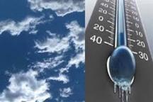 کاهش 10 درجه ای دما در راه است