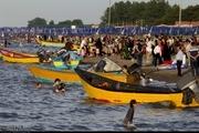 پایان طرح دریا در مازندران با بارندگی تابستانی