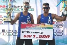 گلستانی ها در تور والیبال ساحلی تایلند سوم شدند
