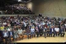 مردم بیرجند پیروزی مجدد دکتر روحانی را در انتخابات ریاست جمهوری جشن گرفتند