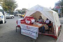 کمک ۷۰ میلیون ریالی مردم بوکان به آوارگان کُرد سوریه