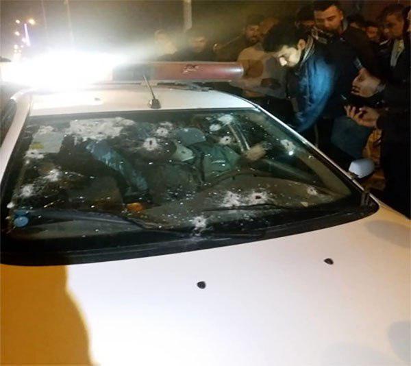 یک گروهک تروریستی حمله به ماموران نیروی انتظامی در خوزستان را بر عهده گرفت