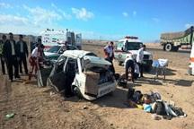تعداد متوفیان محل حادثه رانندگی در یزد 80 درصد کاهش یافت