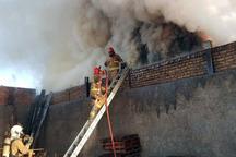 آتش سوزی منزل مسکونی در زاهدان جان یک نفر را گرفت