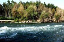 افزایش خروجی زاینده رود فقط برای آبیاری درختان و باغ ها بود