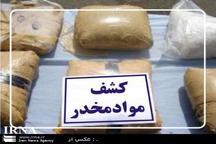 کشف یکهزار و 723 کیلوگرم مواد مخدر در یزد