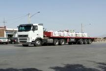 روزانه بیش از 34 هزار تن کالا در آذربایجان غربی جابجا می شود