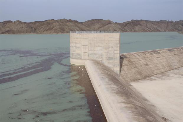 سیلاب ظرفیت سدپیشین سرباز را به 141میلیون مترمکعب افزایش داد