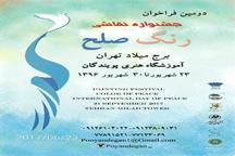 فراخوان دومین جشنواره «رنگ صلح» منتشر شد