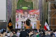 بزرگداشت شهید هاشمی نژاد در حرم مطهر رضوی برگزار شد