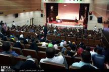 آیین اختتامیه سومین جشنواره طنز سوهان روح در قم برگزار شد ارسال 300 اثر به دبیرخانه جشنواره