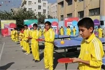 4.5 میلیون دانش آموز در برنامه های تربیت بدنی مشارکت کردند
