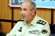 11 سارق حرفه ای در خراسان شمالی دستگیر شدند