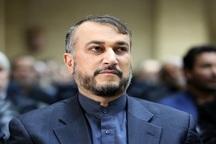 امیرعبداللهیان:  آمریکا و اروپا دیدگاههای مشترکی در مورد توان دفاعی ایران دارند