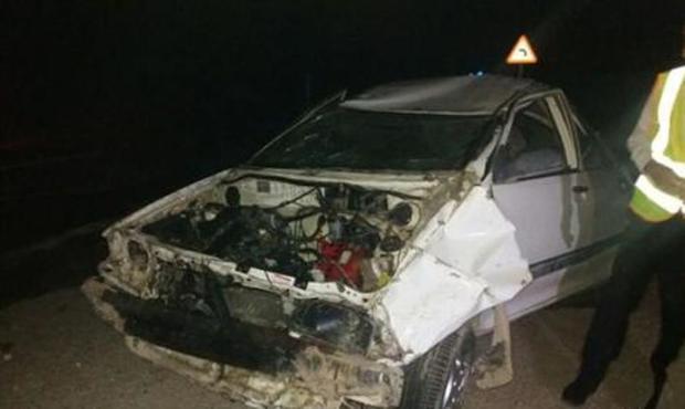 واژگونی خودرو در سبزوار 6 مصدوم داشت