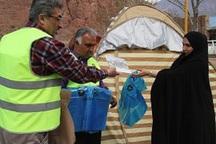 5 هزار کیسه زباله در بوکان توزیع شد