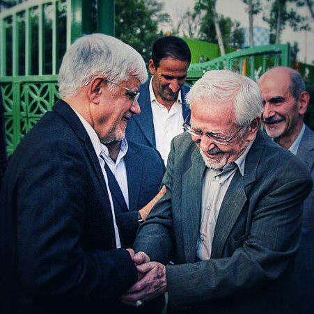 محمدرضا عارف: ابراهیم یزدی سیاست مداری مومن و منصف بود