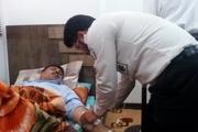 فشار بحران، مدیرکل بحران خوزستان را راهی بیمارستان کرد